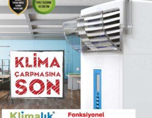 Salon klima aparatı